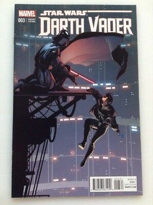 Darth Vader#3 Color 1:25 Variant By Larroca•1St Appearance Of Dr.aphra