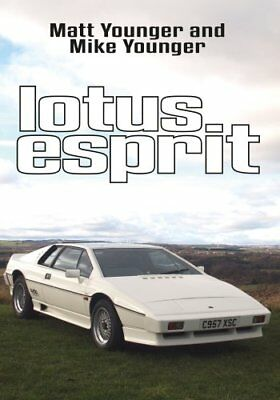 Lotus Esprit by Matt Younger, Mike Younger (Paperback, 2017)