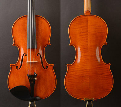 Strong open tone ,A Best model T20 violin.Whitmarsh copy,Transparent varnish!