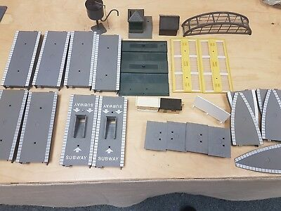 B44 OO GAUGE joblot platforms sheds canopy subway x26
