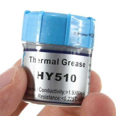 Silicone Paste For CPU PC Thermal Silver Grease Cooler Conductive Heatsink C