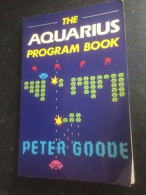 The Aquarius Program Book  1983
