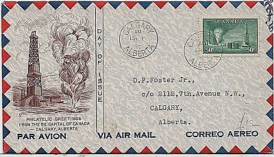 Canada Stamps - 1950 sg431 50c green First Day Cover