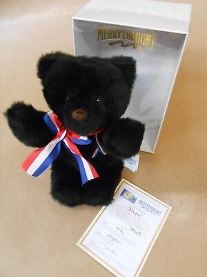 Merrythought 'Hope'  Special Numbered Edition Bear 2001  (BNIB)