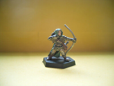 Advanced Dungeons And Dragons Ranger With Sword And Bow