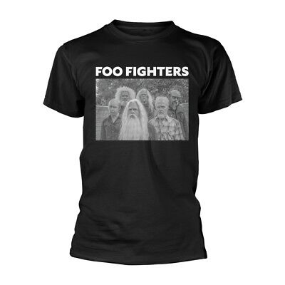 Foo Fighters 'Old Band' T shirt - NEW