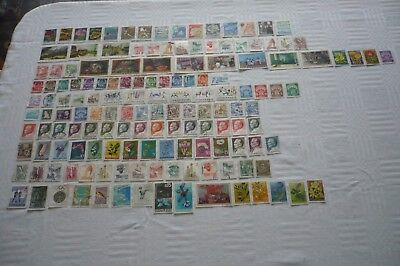 Job Lot 150 Used Yugoslavia Postage Stamps - Off Paper