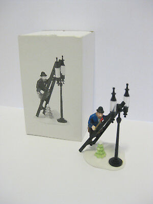 Dept. 56 LAMPLIGHTER ACCESSORY SET Heritage Village Collection NIB # 5577-8