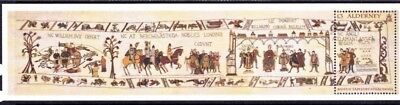 Guernsey 2016 The Bayeaux Tapestry Miniature Sheet  MNH