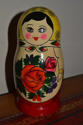 wooden Russian dolls hand made in russia