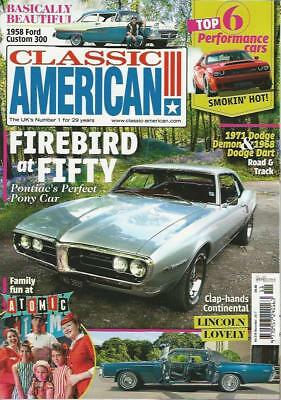 CLASSIC AMERICAN Magazine Issue 319 / Nov.2017 (NEW)*Post included to Europe/USA