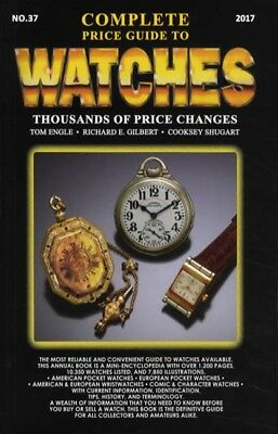 2017 Complete Price Guide to Watches V 37 Pocket & Wristwatch Thousands Listed