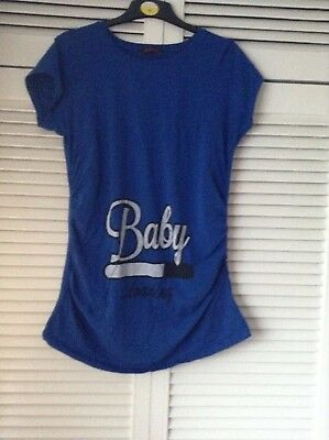 maternity top size 18