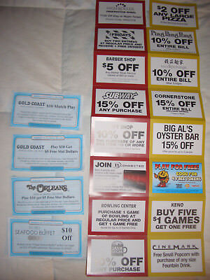 Fabulous Las Vegas Coupons Gold Coast Orleans 10 Off Each Person Rio Seafood Buffet Download Free Architecture Designs Sospemadebymaigaardcom