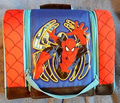 Disney Store Spider-Man  Lunch Box New With Tags