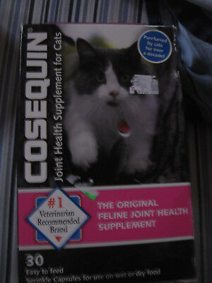 Cosequin For Cats 30 New In Box