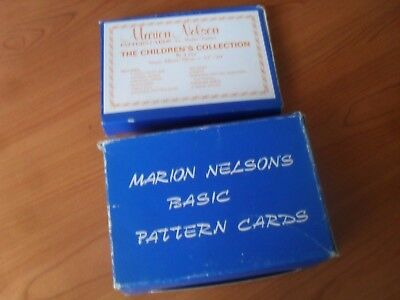 marion nelsons basic pattern cards basic skirt pattern childrens collection