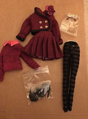 Wilde Imagination Ellowyne Wilde Amber Autumn Haze Outfit Mint Complete