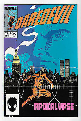 Daredevil Comic Book lot Frank Miller Kingpin