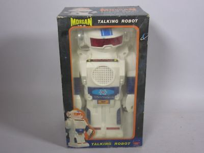 Morgan TR 2 Talking Robot Model-B  + OVP    5T4561