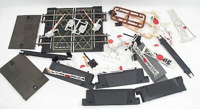 Hornby Large Job Lot Level Crossing And Accessories