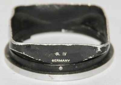 Rolleiflex Bay IV Lens Hood For Rollei Wide Angle Poor Condition