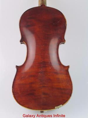 Antique 19th Century 3/4 Violin Antonio Comuni Circa 1890