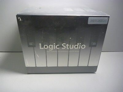 Sealed Logic Studio 8 Sound Production for Music & Video