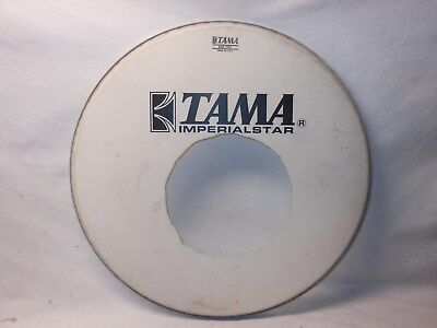 "Stewart Copeland Vintage 1981 TAMA Imperialstar 22"" Coated Bass Drum Head"