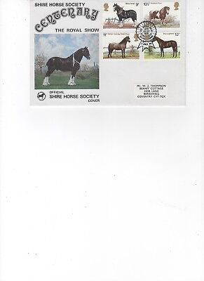 1978  Horses - The Royal Show - Kenilworth - Official