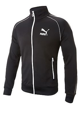 Puma Icon Track Jacket Black Extra Large