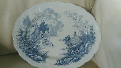 Large ridgway charger plate