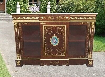 STUNNING Victorian style ornate sideboard Credenza