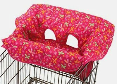 BABE EASE Super soft original clean shopper shopping cart buggy seat cover girl