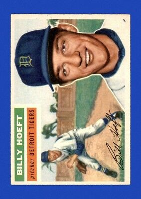 1956 Topps Set Break #152 - Billy Hoeft NR-MINT m29763