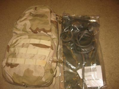 Camelbak Hydration M.u.le. Dcu Desert Backpack Used/new
