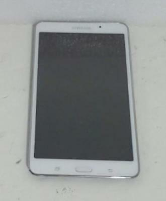 """Samsung Galaxy Tab 4 SM-T230NU 7"""" 8GB Android Tablet White $140 - READ"""
