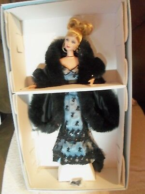 1999 Barbie Evening Illusion Nolan Miller Couture Collection