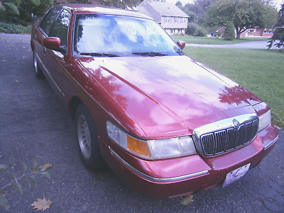 2001 Mercury Grand Marquis LS 2001 Mercury Grand Marquis LS - NO RESERVE!  Good condition and runs well!!