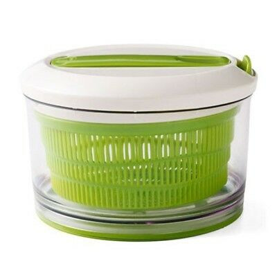 Chef'n SpinCycle Small Kitchen Fruits Veggie Salad Washer Spinners
