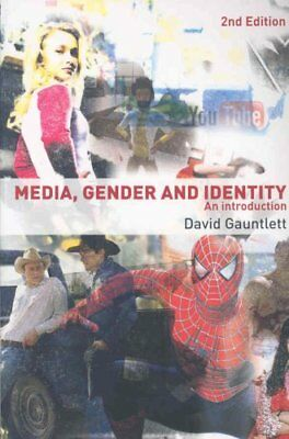 Media, Gender and Identity An Introduction by David Gauntlett 9780415396615