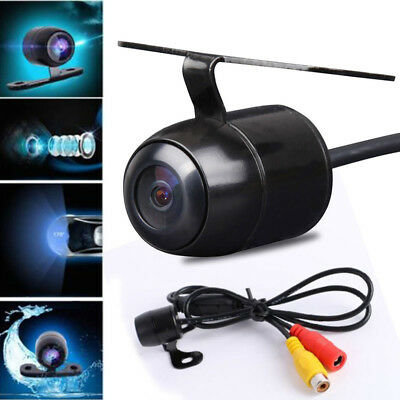1x Useful 170 CCD Car Rear View Backup Reverse Parking Camera Night Vision US