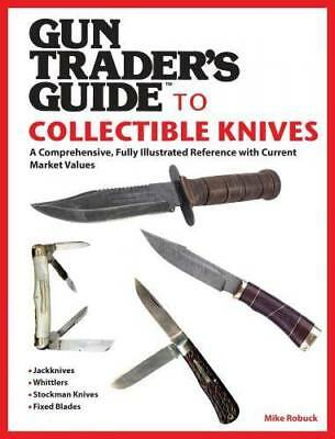 Gun Trader's Price ID Guide Collectible Knives for Dealers Collectors Reference