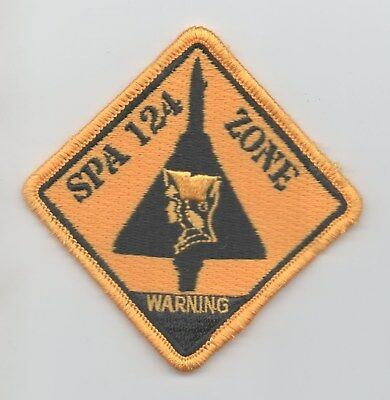 French Air Force EC 1/5 Vendee, Spa 124 Mirage Zone patch