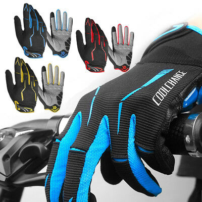 Winter Racing Cycling Motorcycle Gloves Touchscreen Anti-skid Windproof M-2XL