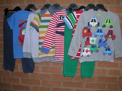 Mainly NEXT Boys Bundle T-Shirts Tops Shirt Joggers Jumpers Age 4-5 110cm