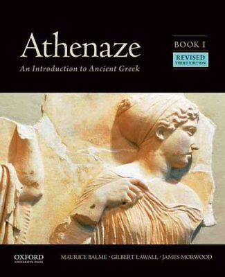 Athenaze, Book I An Introduction to Ancient Greek by Maurice Balme 9780190607661
