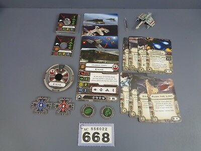 Wargaming Star Wars X Wing Clearance E WIng  Lot 668