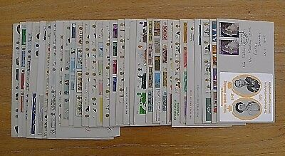 GB Stamps Collection of 30x First Day Covers - worth a look?