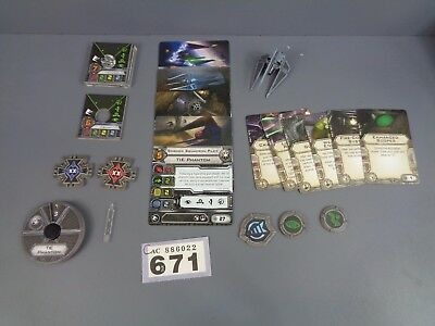 Wargaming Star Wars X Wing Clearance Tie Phantom Lot 671